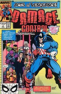 Cover Thumbnail for Damage Control (Marvel, 1989 series) #1