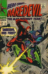 Cover Thumbnail for Daredevil (Marvel, 1964 series) #35