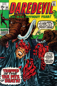 Cover Thumbnail for Daredevil (Marvel, 1964 series) #66
