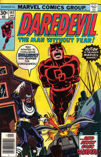 Cover Thumbnail for Daredevil (Marvel, 1964 series) #141