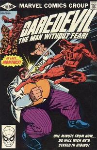 Cover Thumbnail for Daredevil (Marvel, 1964 series) #171 [Direct Edition]