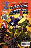 Cover for Captain America (Marvel, 2002 series) #29 [Direct Edition]