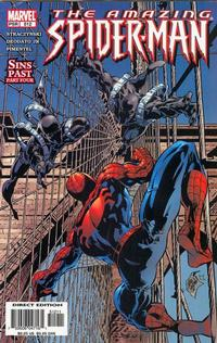 Cover Thumbnail for The Amazing Spider-Man (Marvel, 1999 series) #512 [Direct Edition]