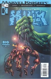 Cover Thumbnail for Incredible Hulk (Marvel, 2000 series) #73