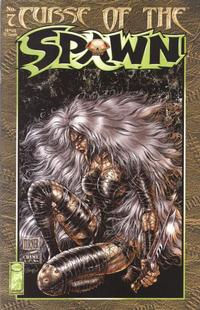 Cover for Curse of the Spawn (1996 series) #7