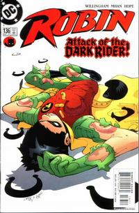 Cover Thumbnail for Robin (DC, 1993 series) #136