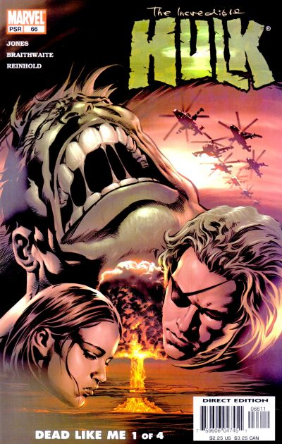 Cover for Incredible Hulk (Marvel, 2000 series) #66