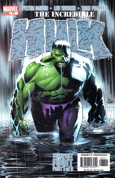 Cover for Incredible Hulk (Marvel, 2000 series) #77