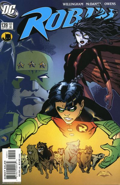 Cover for Robin (1993 series) #139