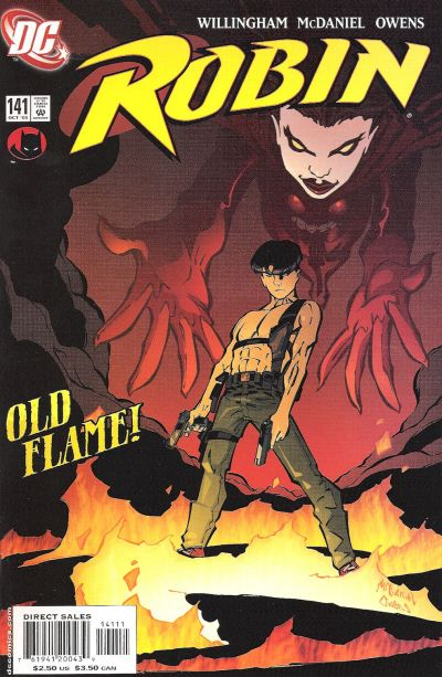 Cover for Robin (1993 series) #141
