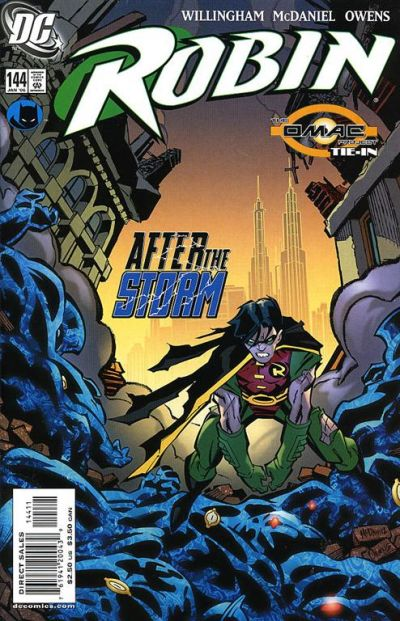 Cover for Robin (1993 series) #144