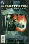 Cover for Babylon 5: In Valen's Name (DC, 1998 series) #3