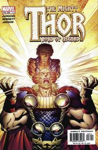 Cover Thumbnail for Thor (Marvel, 1998 series) #56 (558)