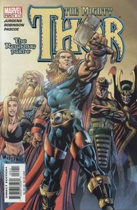 Cover Thumbnail for Thor (Marvel, 1998 series) #74 (576)
