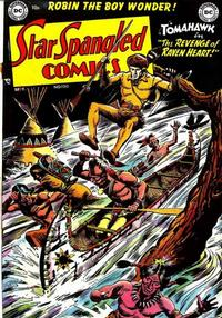 Cover Thumbnail for Star Spangled Comics (DC, 1941 series) #120
