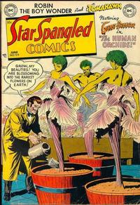Cover Thumbnail for Star Spangled Comics (DC, 1941 series) #129