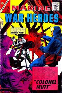 Cover Thumbnail for Marine War Heroes (Charlton, 1964 series) #4