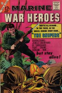 Cover Thumbnail for Marine War Heroes (Charlton, 1964 series) #6