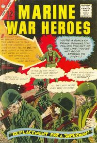 Cover Thumbnail for Marine War Heroes (Charlton, 1964 series) #12
