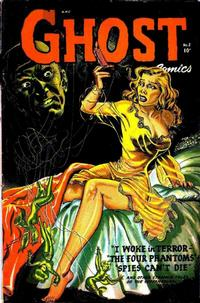 Cover Thumbnail for Ghost Comics (Fiction House, 1951 series) #2