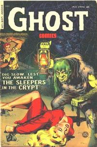 Cover Thumbnail for Ghost Comics (Fiction House, 1951 series) #6