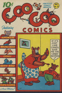 Cover Thumbnail for Coo Coo Comics (Standard, 1942 series) #27