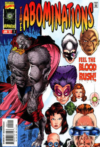 Cover Thumbnail for Abominations (Marvel, 1996 series) #2