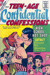 Cover for Teen-Age Confidential Confessions (Charlton, 1960 series) #4