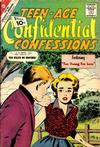 Cover for Teen-Age Confidential Confessions (Charlton, 1960 series) #11
