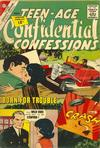Cover for Teen-Age Confidential Confessions (Charlton, 1960 series) #13