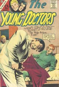 Cover for The Young Doctors (Charlton, 1963 series) #6