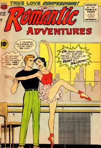 Cover Thumbnail for Romantic Adventures (American Comics Group, 1949 series) #58