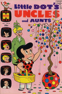 Cover Thumbnail for Little Dot's Uncles and Aunts (Harvey, 1961 series) #34