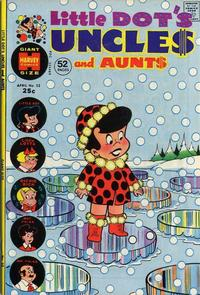 Cover Thumbnail for Little Dot's Uncles and Aunts (Harvey, 1961 series) #52
