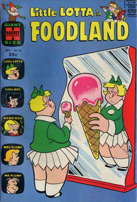 Cover Thumbnail for Little Lotta Foodland (Harvey, 1963 series) #12