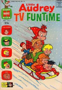 Cover Thumbnail for Little Audrey TV Funtime (Harvey, 1962 series) #3