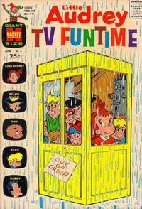 Cover Thumbnail for Little Audrey TV Funtime (Harvey, 1962 series) #4