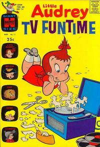 Cover Thumbnail for Little Audrey TV Funtime (Harvey, 1962 series) #11
