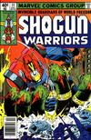 Cover for Shogun Warriors (Marvel, 1979 series) #11 [Newsstand Edition]