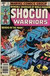 Cover for Shogun Warriors (Marvel, 1979 series) #13 [Newsstand Edition]