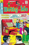 Cover for Betty and Me (Archie, 1965 series) #65