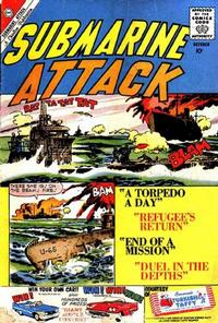 Cover Thumbnail for Submarine Attack (Charlton, 1958 series) #24
