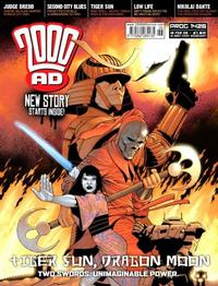 Cover Thumbnail for 2000 AD (Rebellion, 2001 series) #1426
