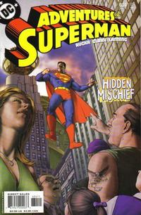 Cover Thumbnail for Adventures of Superman (DC, 1987 series) #634
