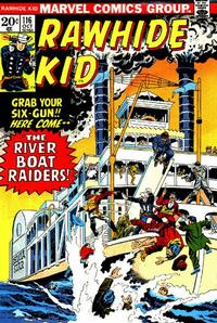 Cover Thumbnail for The Rawhide Kid (Marvel, 1960 series) #116