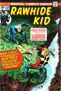 Cover Thumbnail for The Rawhide Kid (Marvel, 1960 series) #120