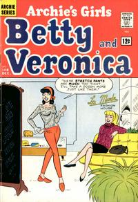 Cover Thumbnail for Archie's Girls Betty and Veronica (Archie, 1950 series) #108