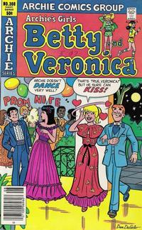 Cover Thumbnail for Archie's Girls Betty and Veronica (Archie, 1950 series) #308
