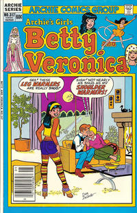 Cover Thumbnail for Archie's Girls Betty and Veronica (Archie, 1950 series) #317