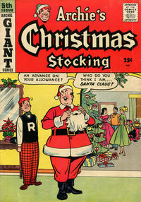 Cover Thumbnail for Archie Giant Series Magazine (Archie, 1954 series) #5